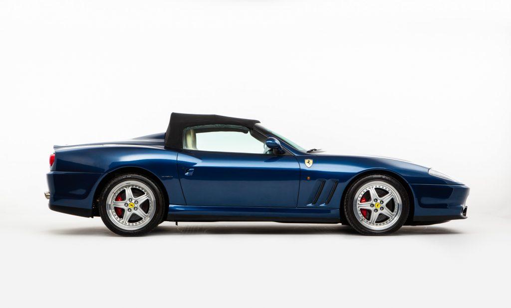 Ferrari 550 Barchetta For Sale - Exterior 9
