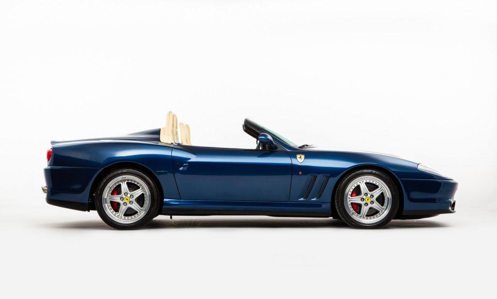 Ferrari 550 Barchetta For Sale - Exterior 8