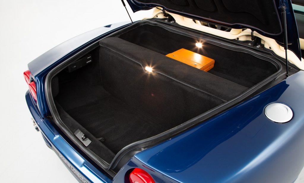Ferrari 550 Barchetta For Sale - Interior 10