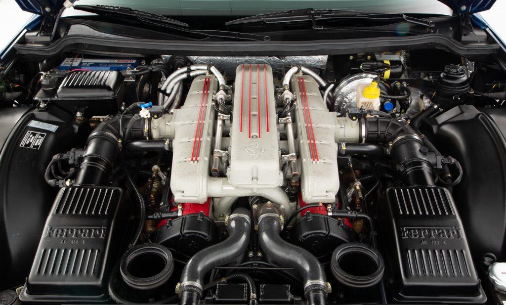 Ferrari 550 Barchetta For Sale - Engine and Transmission 3