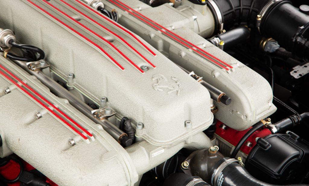 Ferrari 550 Barchetta For Sale - Engine and Transmission 5