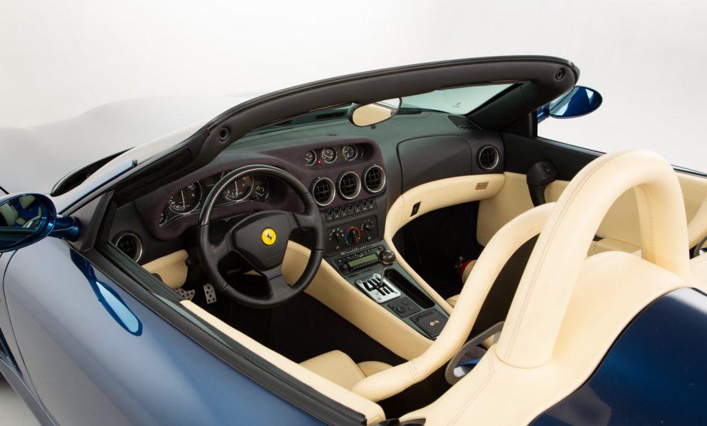 Ferrari 550 Barchetta For Sale - Interior 7