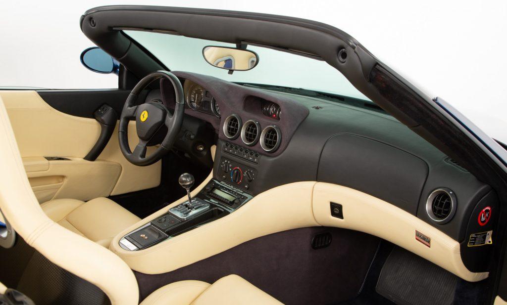 Ferrari 550 Barchetta For Sale - Interior 5