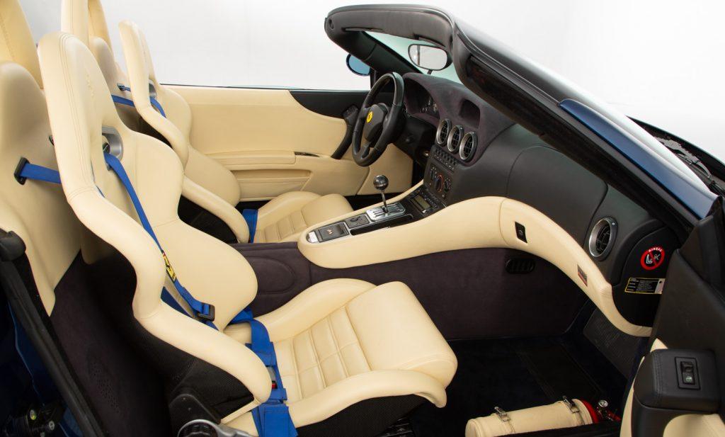 Ferrari 550 Barchetta For Sale - Interior 4