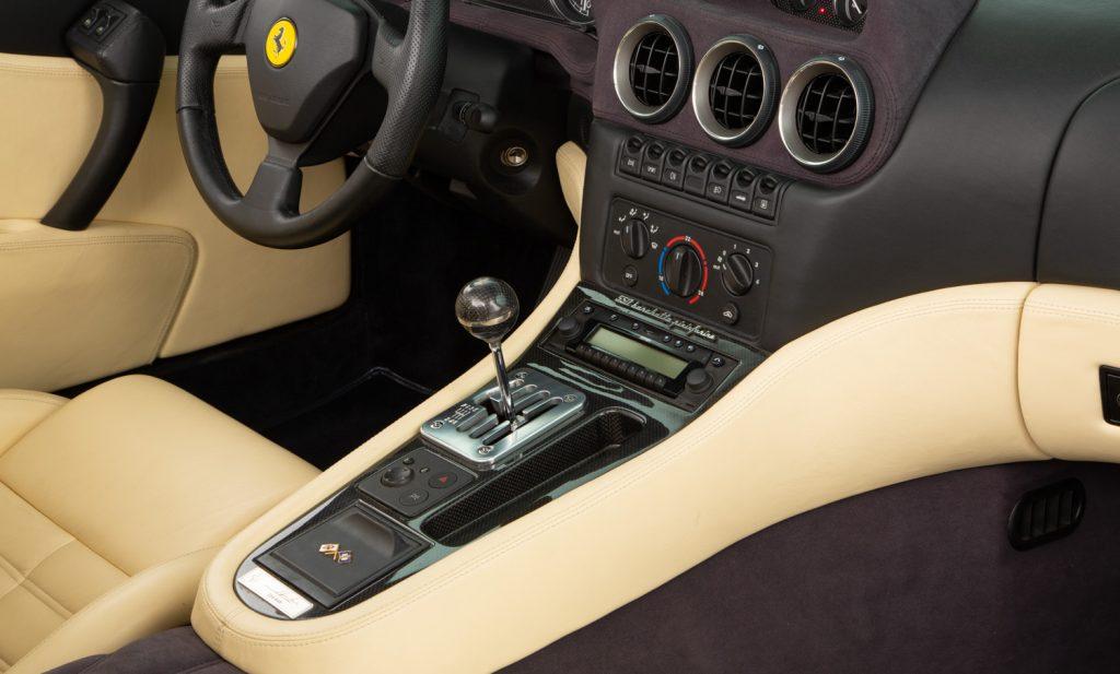 Ferrari 550 Barchetta For Sale - Interior 6