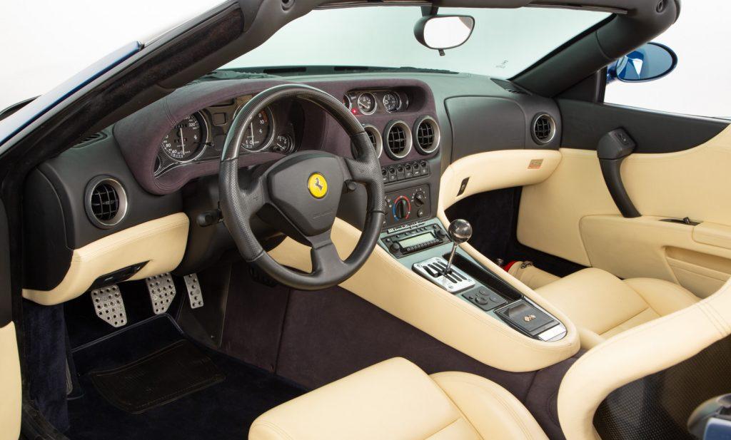 Ferrari 550 Barchetta For Sale - Interior 2
