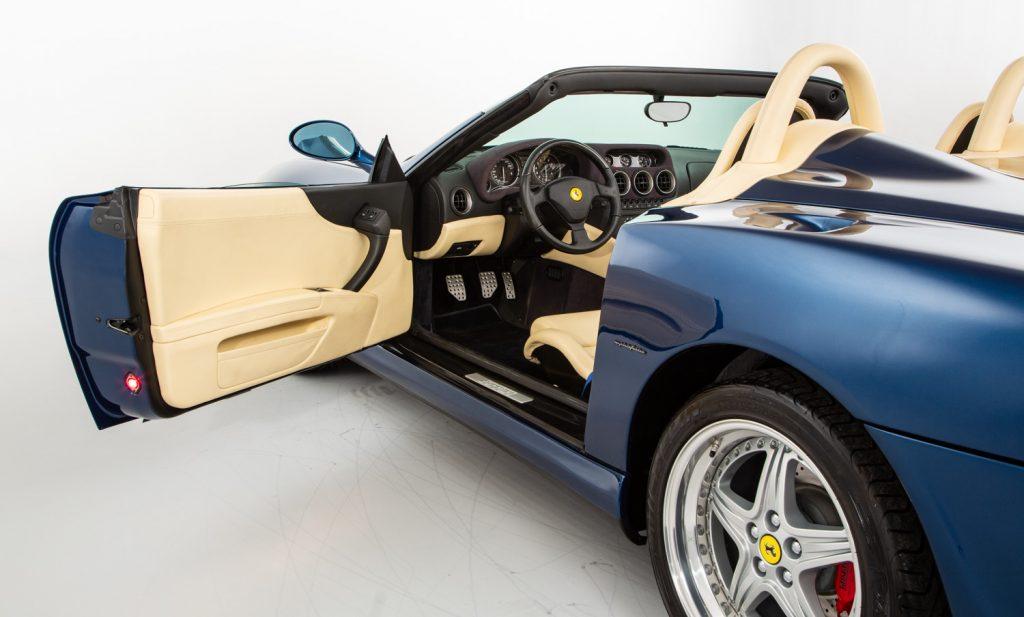 Ferrari 550 Barchetta For Sale - Interior 1