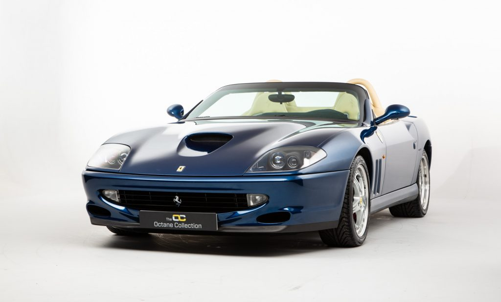 Ferrari 550 Barchetta For Sale - Exterior 1