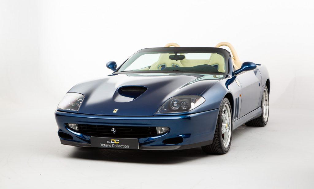 Ferrari 550 Barchetta For Sale - Exterior 2