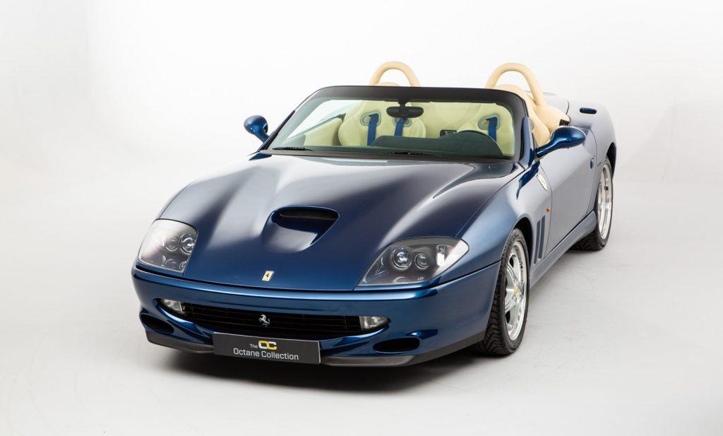 Ferrari 550 Barchetta For Sale - Exterior 3