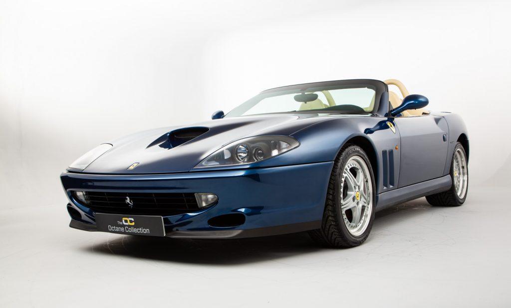 Ferrari 550 Barchetta For Sale - Exterior 4