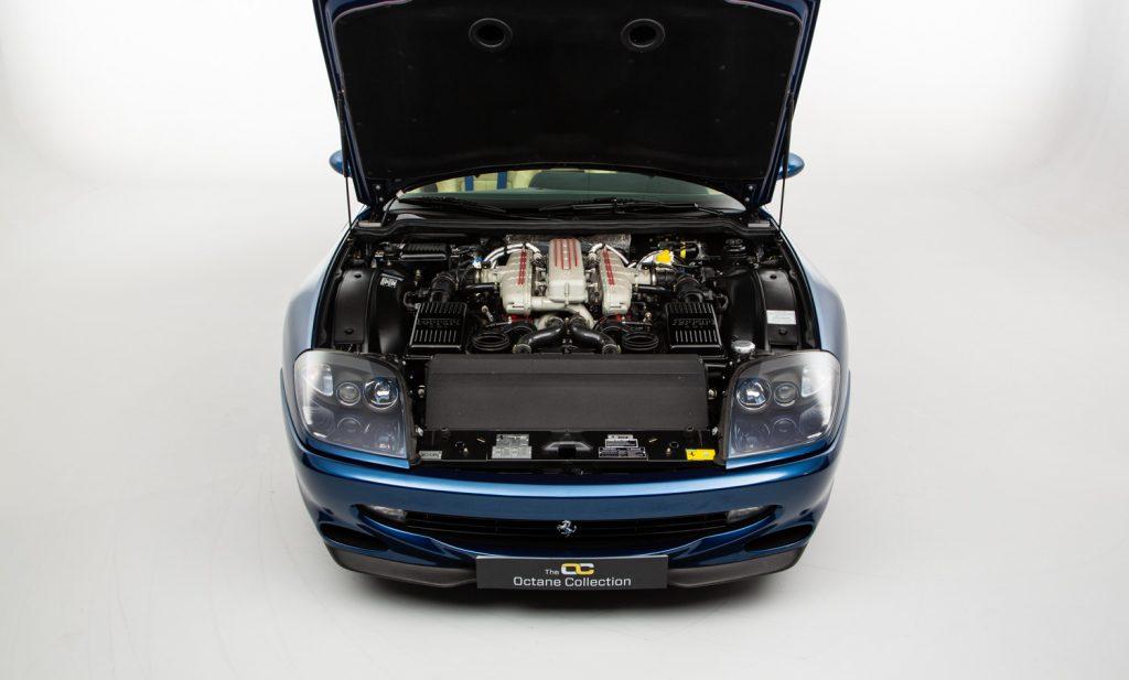 Ferrari 550 Barchetta For Sale - Engine and Transmission 1