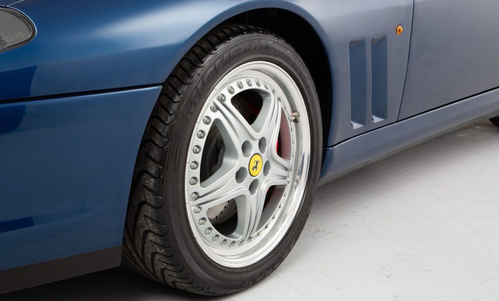 Ferrari 550 Barchetta For Sale - Wheels, Brakes and Tyres 3
