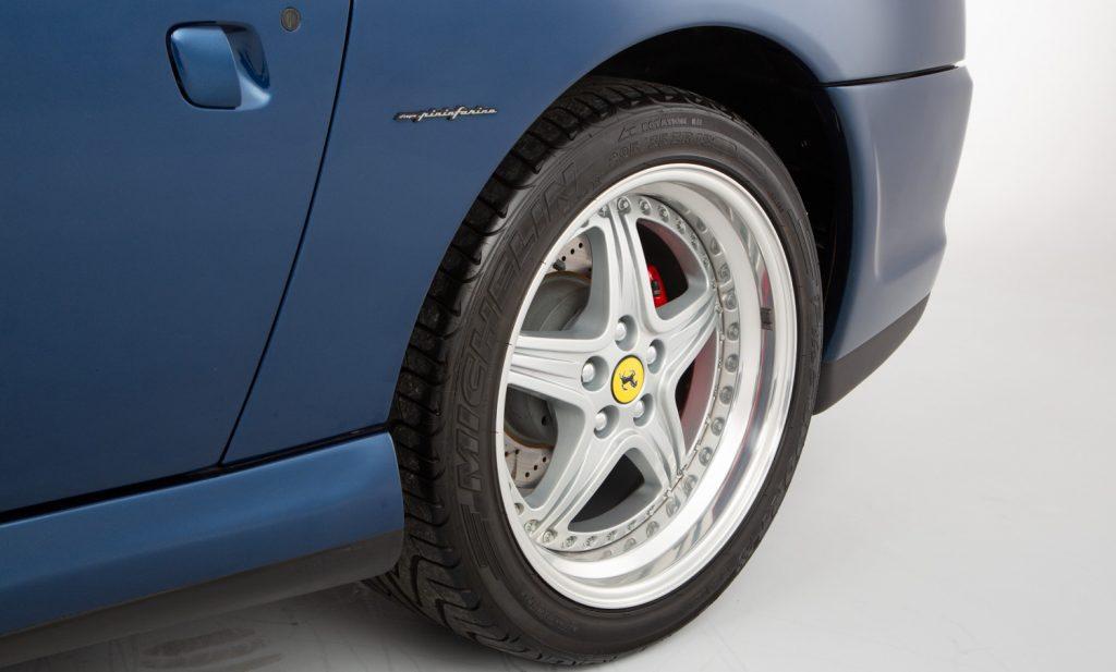 Ferrari 550 Barchetta For Sale - Wheels, Brakes and Tyres 4