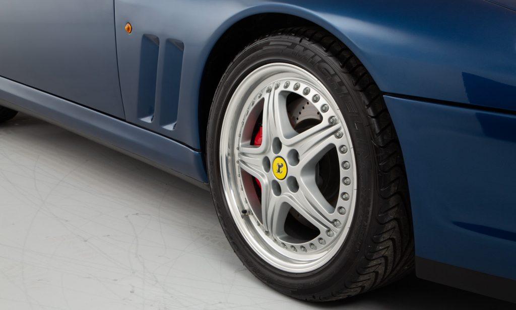 Ferrari 550 Barchetta For Sale - Wheels, Brakes and Tyres 1