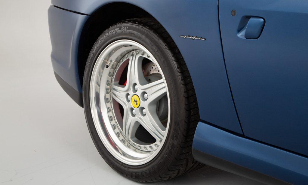 Ferrari 550 Barchetta For Sale - Wheels, Brakes and Tyres 2