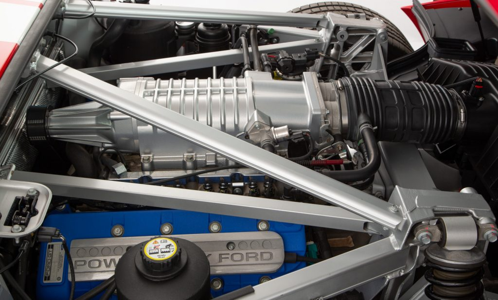 Ford GT 101 Edition For Sale - Engine and Transmission 2