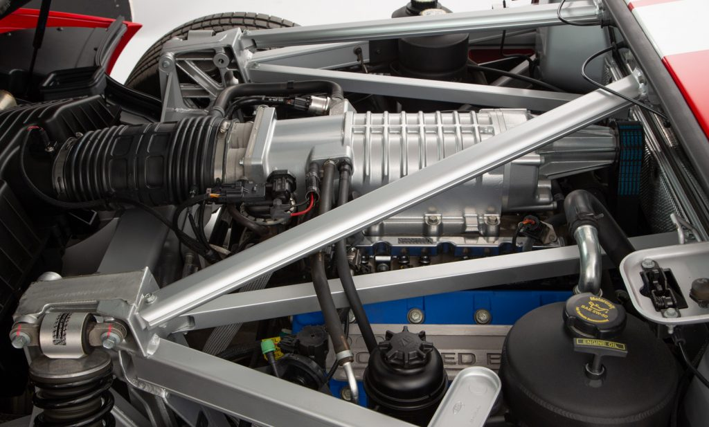 Ford GT 101 Edition For Sale - Engine and Transmission 1