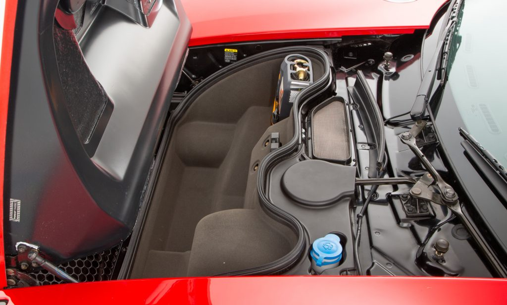 Ford GT 101 Edition For Sale - Interior 9