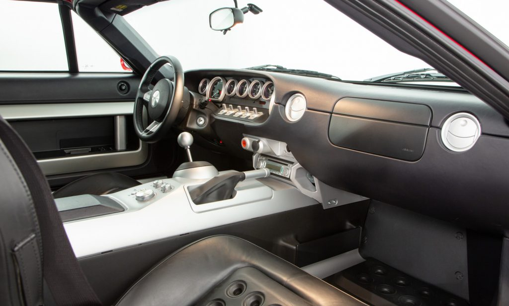 Ford GT 101 Edition For Sale - Interior 5