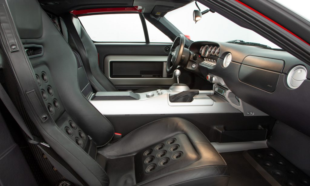 Ford GT 101 Edition For Sale - Interior 4