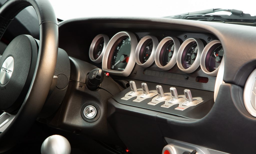 Ford GT 101 Edition For Sale - Interior 6