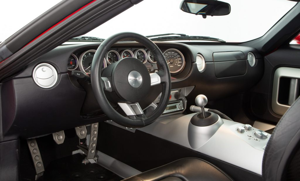 Ford GT 101 Edition For Sale - Interior 2