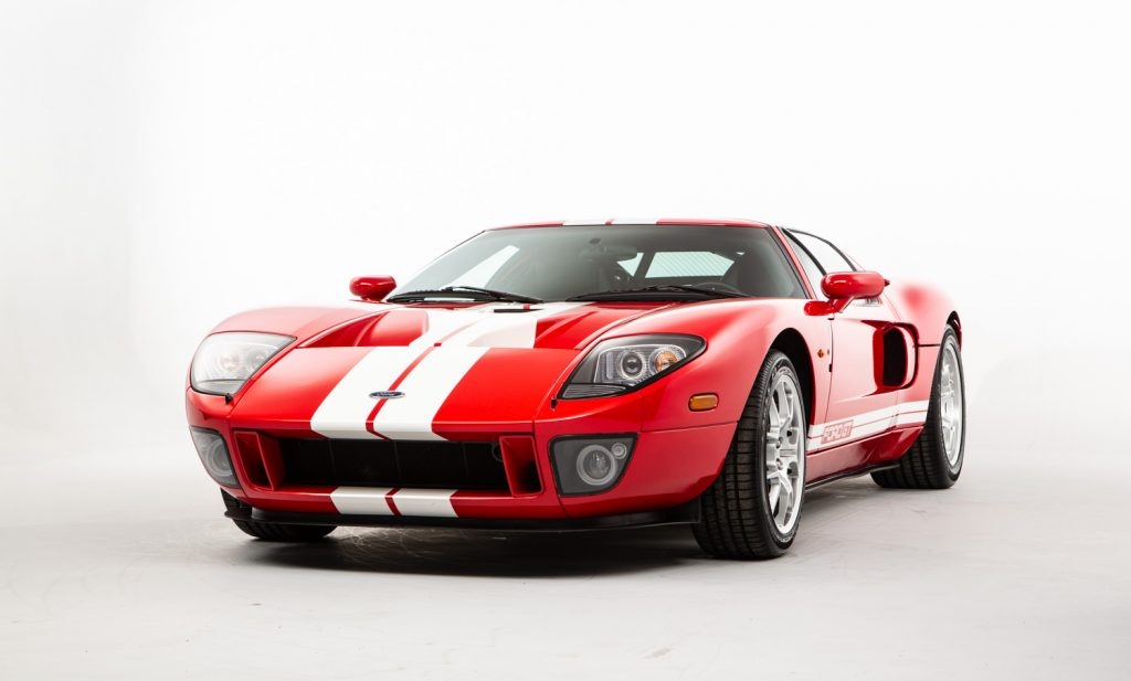 Ford GT 101 Edition For Sale - Exterior 1