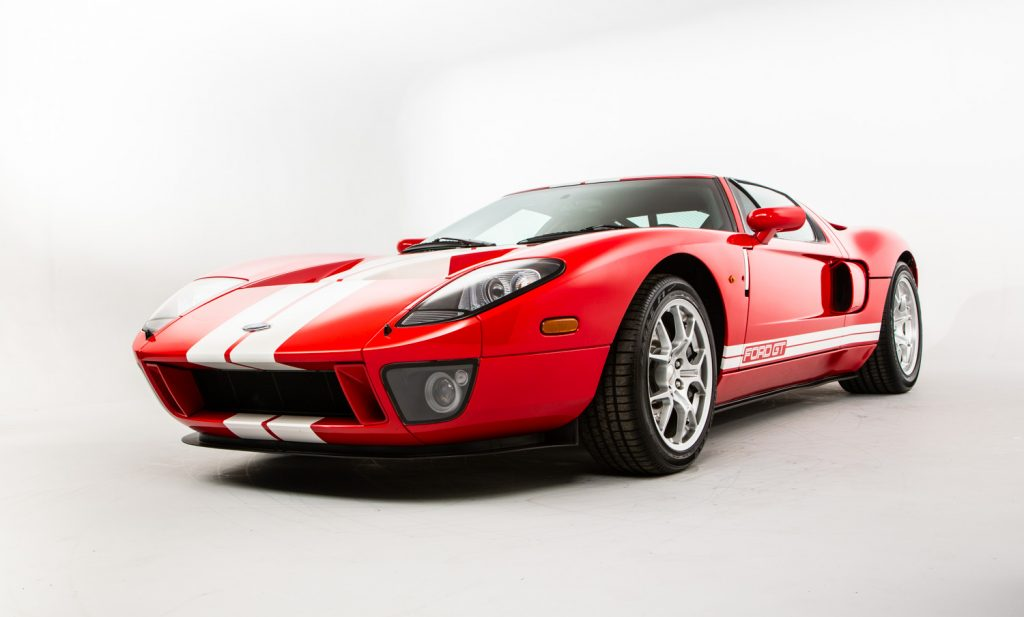 Ford GT 101 Edition For Sale - Exterior 4