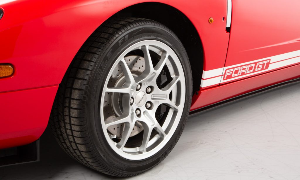 Ford GT 101 Edition For Sale - Wheels, Brakes and Tyres 3