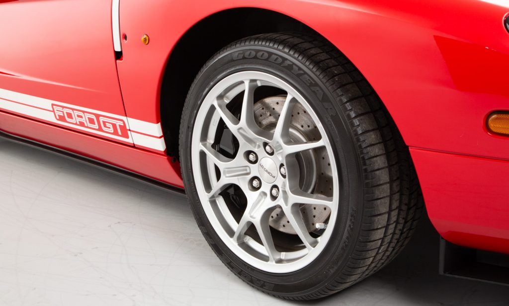 Ford GT 101 Edition For Sale - Wheels, Brakes and Tyres 1