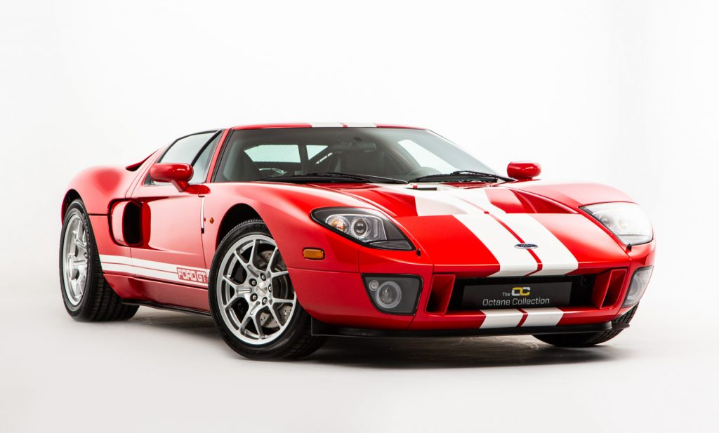 Ford GT 101 Edition