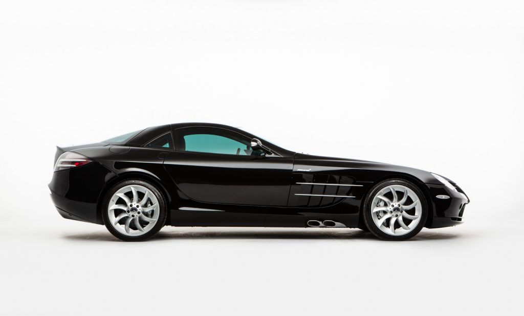 Mercedes McLaren SLR For Sale - Exterior 8