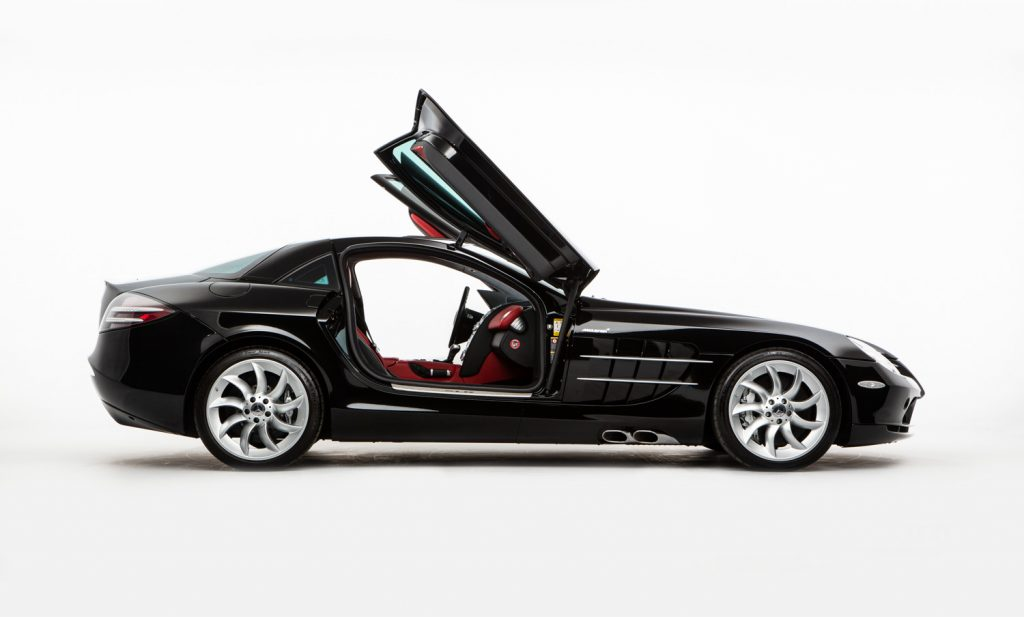 Mercedes McLaren SLR For Sale - Exterior 9