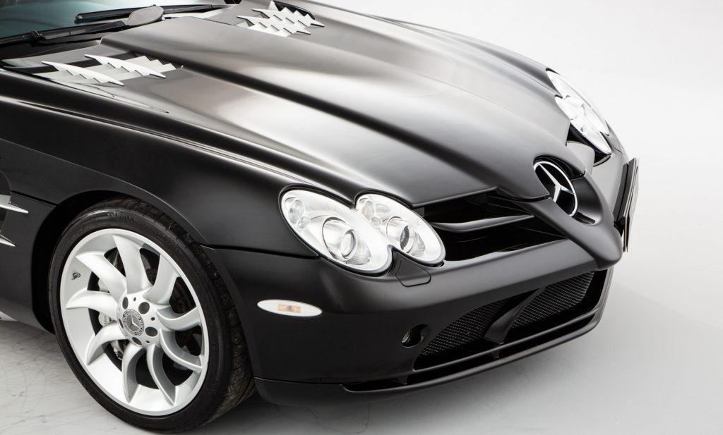Mercedes McLaren SLR For Sale - Exterior 17