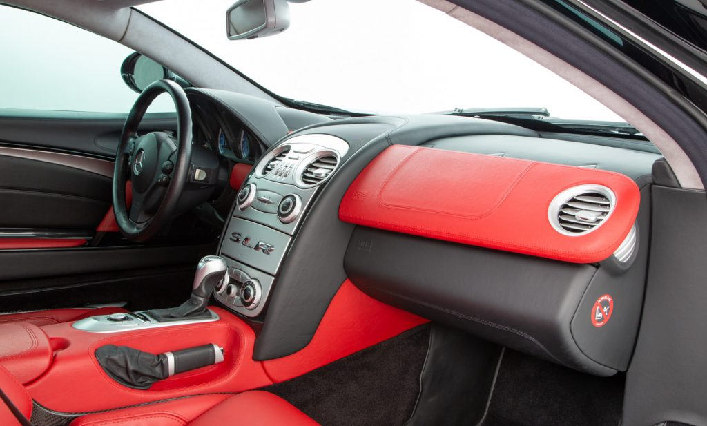 Mercedes McLaren SLR For Sale - Interior 5