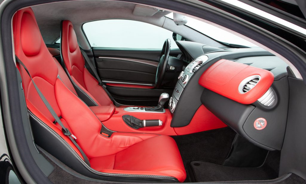 Mercedes McLaren SLR For Sale - Interior 4
