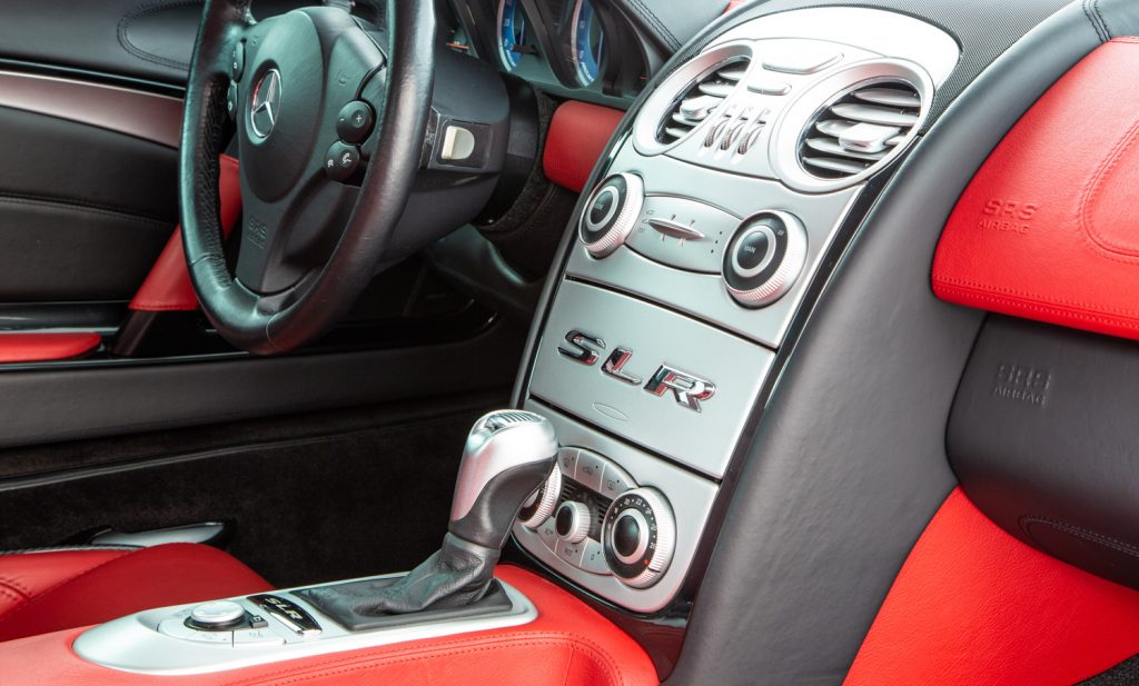 Mercedes McLaren SLR For Sale - Interior 6