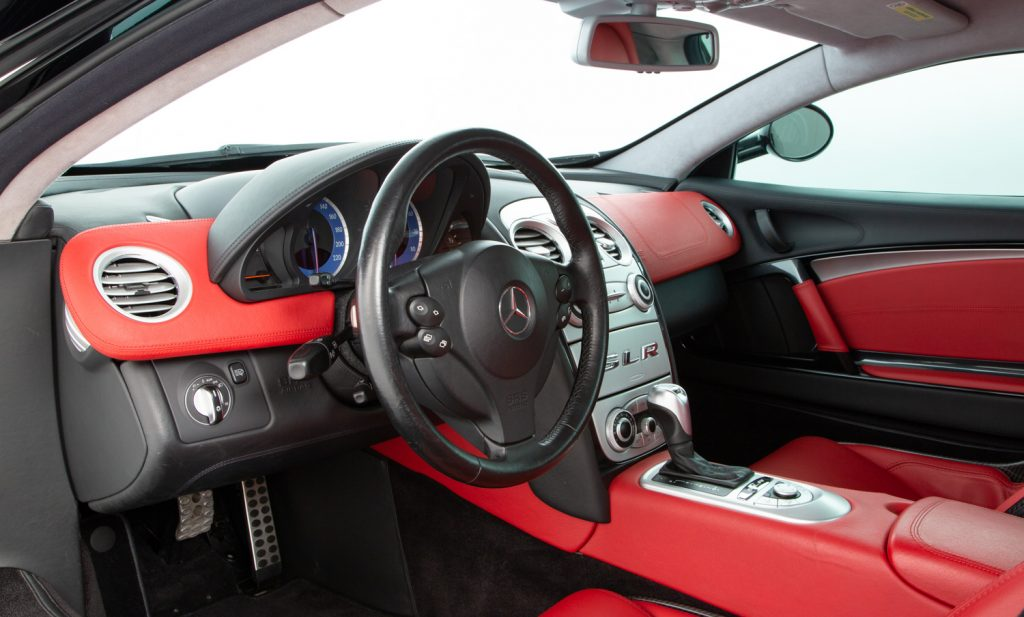 Mercedes McLaren SLR For Sale - Interior 2