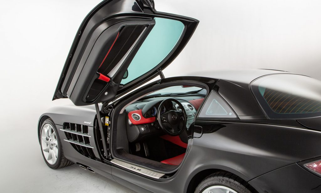 Mercedes McLaren SLR For Sale - Interior 1
