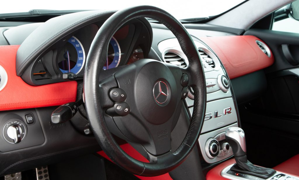 Mercedes McLaren SLR For Sale - Interior 3