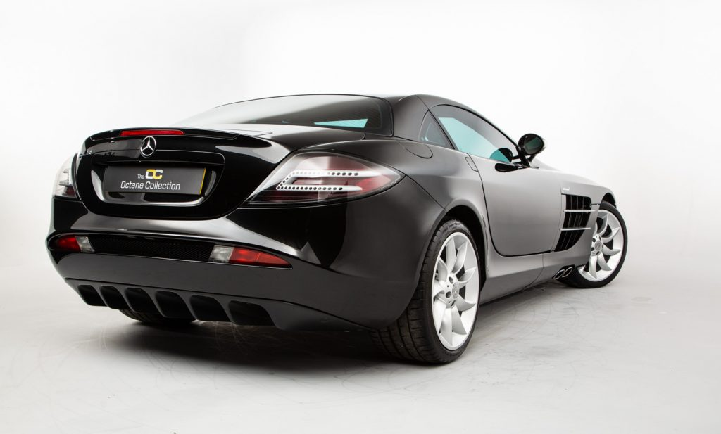 Mercedes McLaren SLR For Sale - Exterior 12