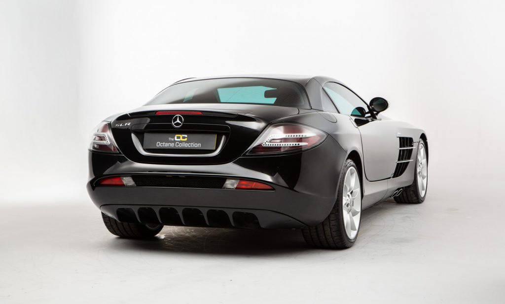 Mercedes McLaren SLR For Sale - Exterior 10
