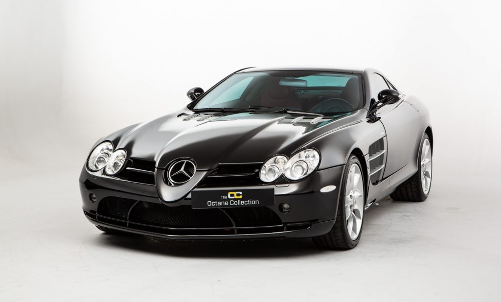 Mercedes McLaren SLR For Sale - Exterior 5