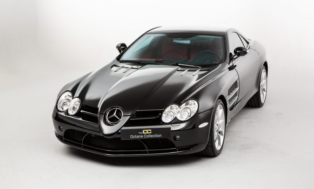 Mercedes McLaren SLR For Sale - Exterior 6