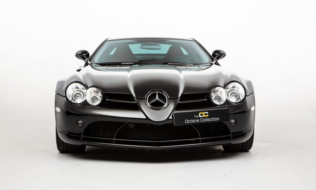 Mercedes McLaren SLR For Sale - Exterior 2