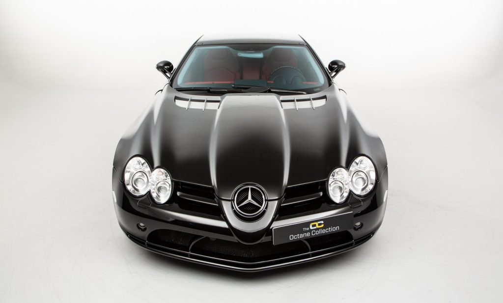 Mercedes McLaren SLR For Sale - Exterior 3