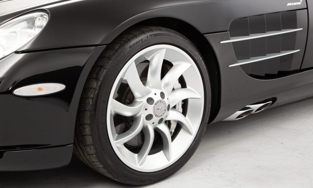 Mercedes McLaren SLR For Sale - Wheels, Brakes and Tyres 3