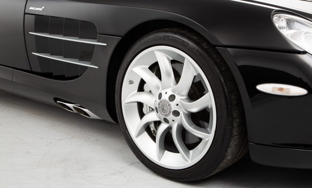 Mercedes McLaren SLR For Sale - Wheels, Brakes and Tyres 1
