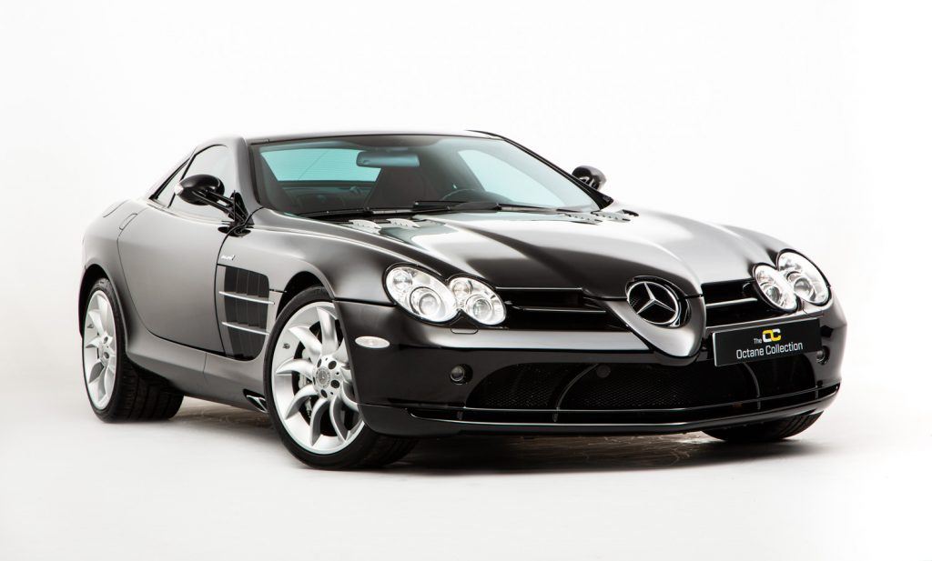 Mercedes McLaren SLR For Sale - Exterior 7